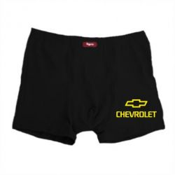 Мужские трусы Chevrolet Small - FatLine