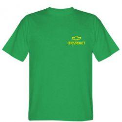 Мужская футболка Chevrolet Small - FatLine