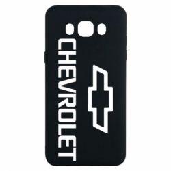 Чохол для Samsung J7 2016 Chevrolet Small