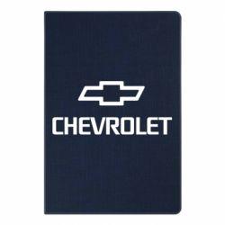 Блокнот А5 Chevrolet Small