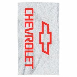 Рушник Chevrolet Small