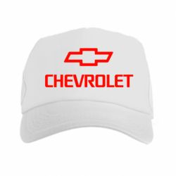 Кепка-тракер Chevrolet Small
