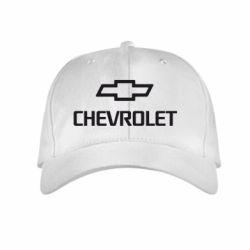 Детская кепка Chevrolet Small - FatLine