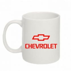 Кружка 320ml Chevrolet Small - FatLine