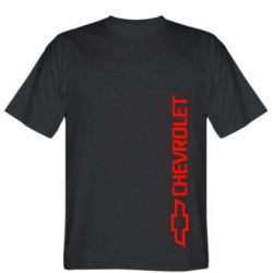 Мужская футболка Chevrolet Vert - FatLine