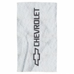 Полотенце Chevrolet  Vert