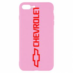 Чехол для iPhone 7 Plus Chevrolet  Vert