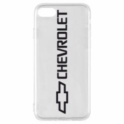 Чехол для iPhone 8 Chevrolet  Vert