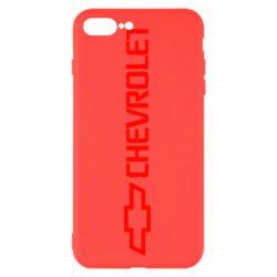 Чехол для iPhone 8 Plus Chevrolet  Vert