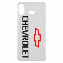 Чехол для Samsung A6s CHEVROLET