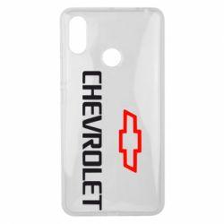 Чохол для Xiaomi Mi Max 3 CHEVROLET