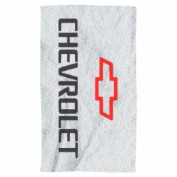 Полотенце CHEVROLET