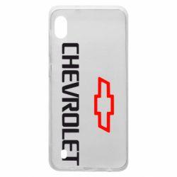 Чехол для Samsung A10 CHEVROLET