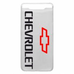 Чехол для Samsung A80 CHEVROLET