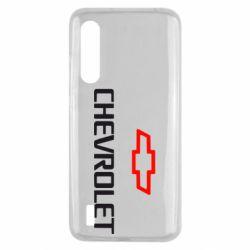 Чохол для Xiaomi Mi9 Lite CHEVROLET
