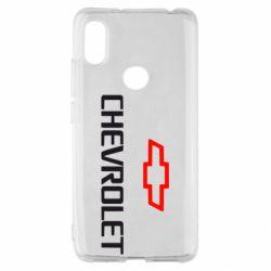 Чохол для Xiaomi Redmi S2 CHEVROLET