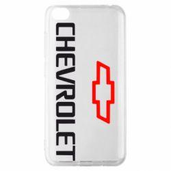 Чохол для Xiaomi Redmi Go CHEVROLET