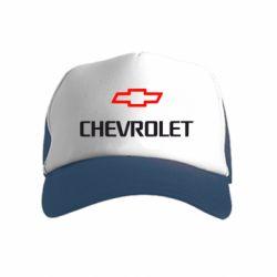 Детская кепка-тракер CHEVROLET