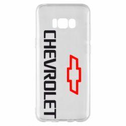 Чехол для Samsung S8+ CHEVROLET