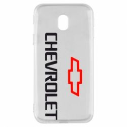 Чехол для Samsung J3 2017 CHEVROLET