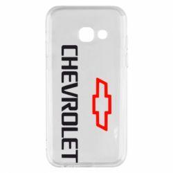 Чехол для Samsung A3 2017 CHEVROLET