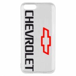 Чохол для Xiaomi Mi6 CHEVROLET