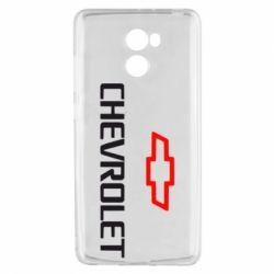 Чохол для Xiaomi Redmi 4 CHEVROLET