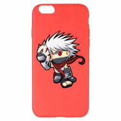 Чохол для iPhone 6 Plus/6S Plus Chibi Kakashi Hatake