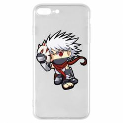 Чохол для iPhone 7 Plus Chibi Kakashi Hatake