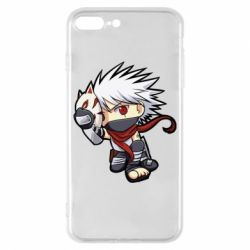 Чохол для iPhone 8 Plus Chibi Kakashi Hatake