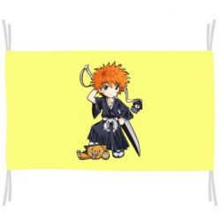 Флаг Chibi Kurosaki Ichigo Bleach