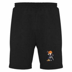 Мужские шорты Chibi Kurosaki Ichigo Bleach
