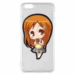 Чохол для iPhone 6 Plus/6S Plus Chibi Orihime Bleach