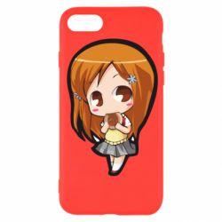 Чохол для iPhone 7 Chibi Orihime Bleach