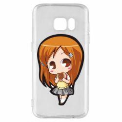 Чохол для Samsung S7 Chibi Orihime Bleach