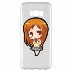 Чохол для Samsung S8+ Chibi Orihime Bleach