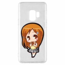 Чохол для Samsung S9 Chibi Orihime Bleach