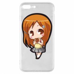 Чохол для iPhone 8 Plus Chibi Orihime Bleach