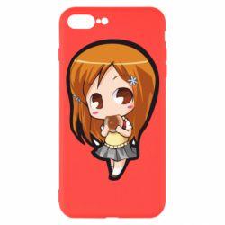 Чохол для iPhone 7 Plus Chibi Orihime Bleach