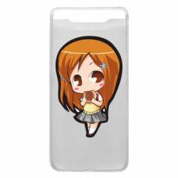 Чохол для Samsung A80 Chibi Orihime Bleach