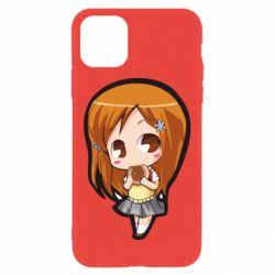 Чохол для iPhone 11 Chibi Orihime Bleach