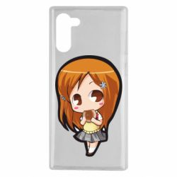 Чохол для Samsung Note 10 Chibi Orihime Bleach