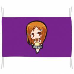 Прапор Chibi Orihime Bleach
