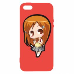 Чохол для iphone 5/5S/SE Chibi Orihime Bleach