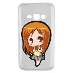 Чохол для Samsung J1 2016 Chibi Orihime Bleach