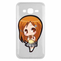 Чохол для Samsung J5 2015 Chibi Orihime Bleach