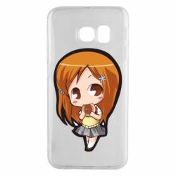 Чохол для Samsung S6 EDGE Chibi Orihime Bleach