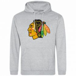 Мужская толстовка Chicago Black Hawks