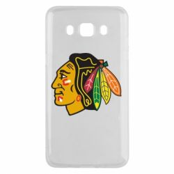 Чехол для Samsung J5 2016 Chicago Black Hawks - FatLine