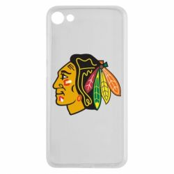 Чехол для Meizu U10 Chicago Black Hawks - FatLine